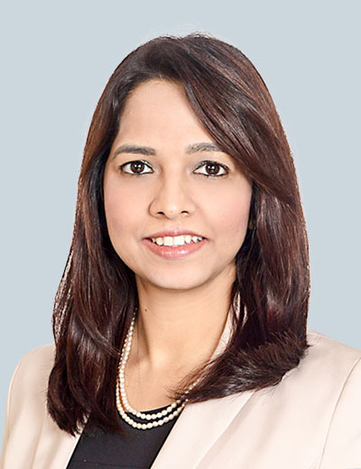 Srividya Gopal is a managing director at Duff & Phelps.