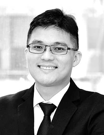 Chin Yong Kwek is an associate managing director