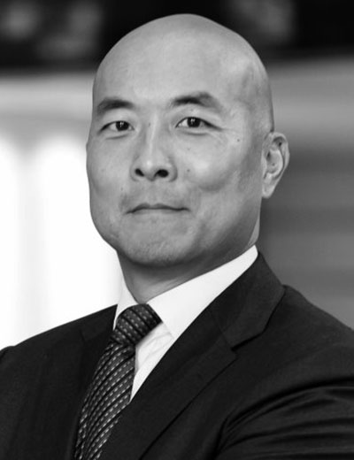 David Liu is Head of Asia Pacific