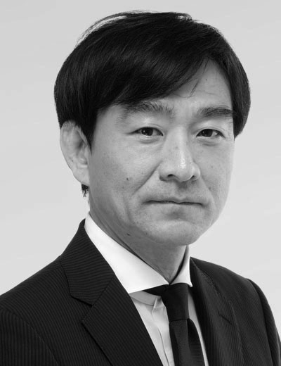 Hiroki Katayama is an associate managing director