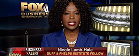 Nicole Lamb-Hale Featured on Fox Business